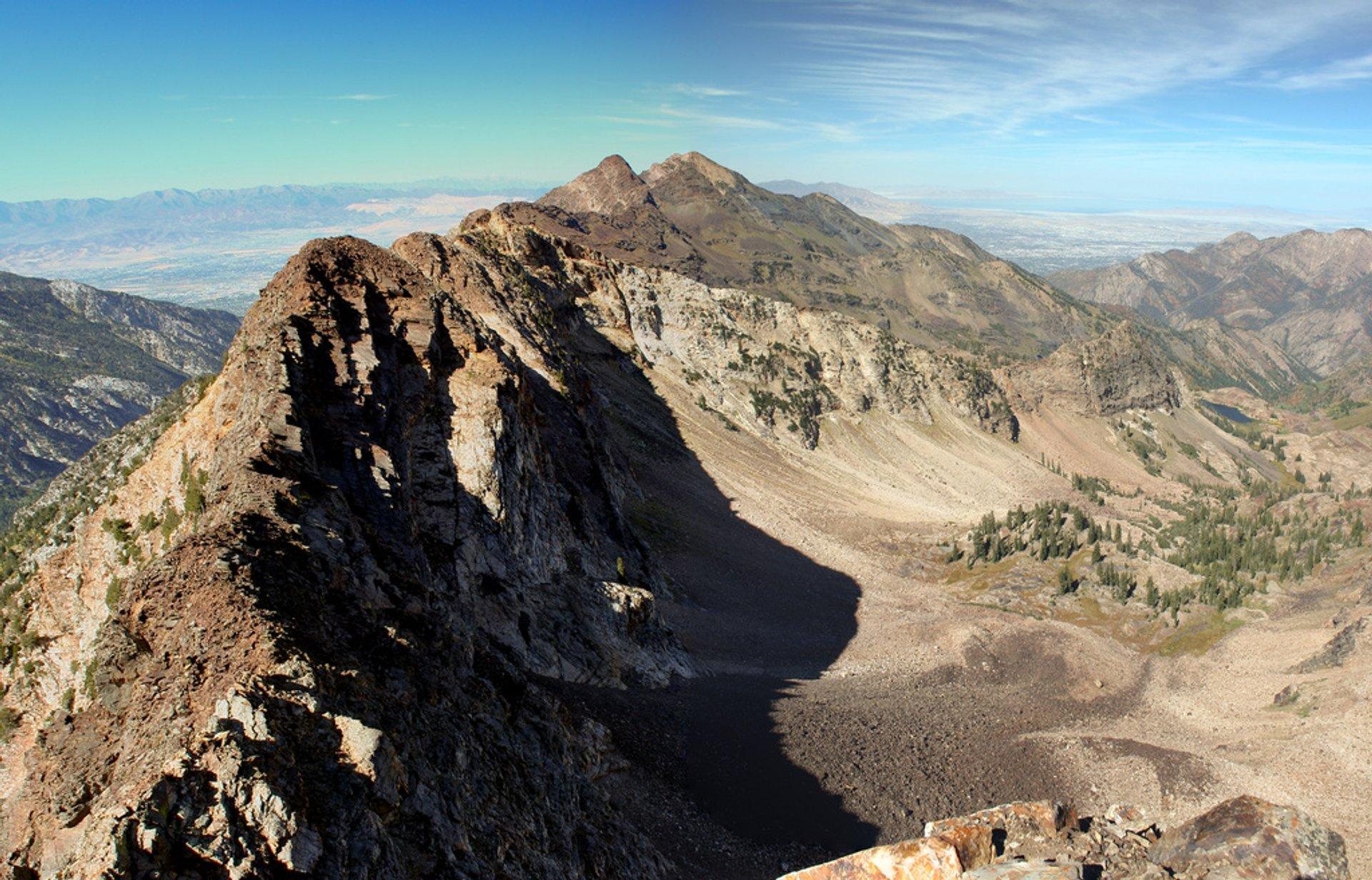 Mount Superior & Monte Cristo in Utah 2019 - Best Time