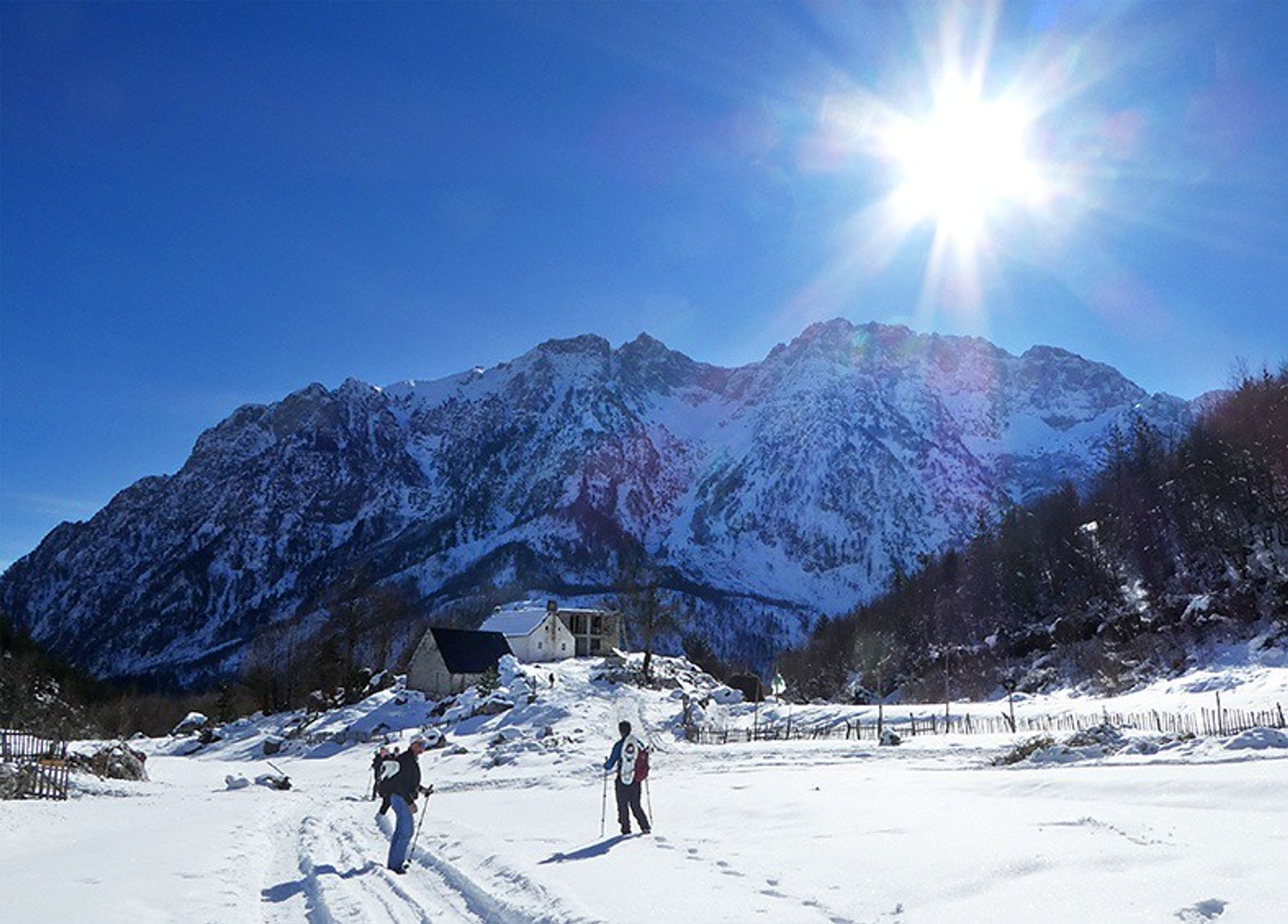 Snowshoeing in Albania - Best Season 2019