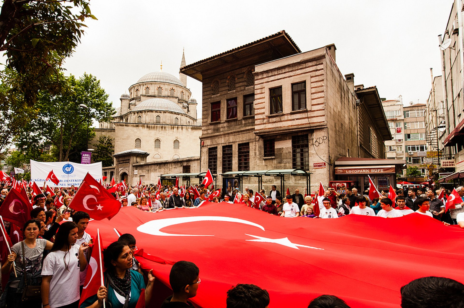 Best time for Commemoration of Atatürk, Youth & Sports Day in Istanbul 2020
