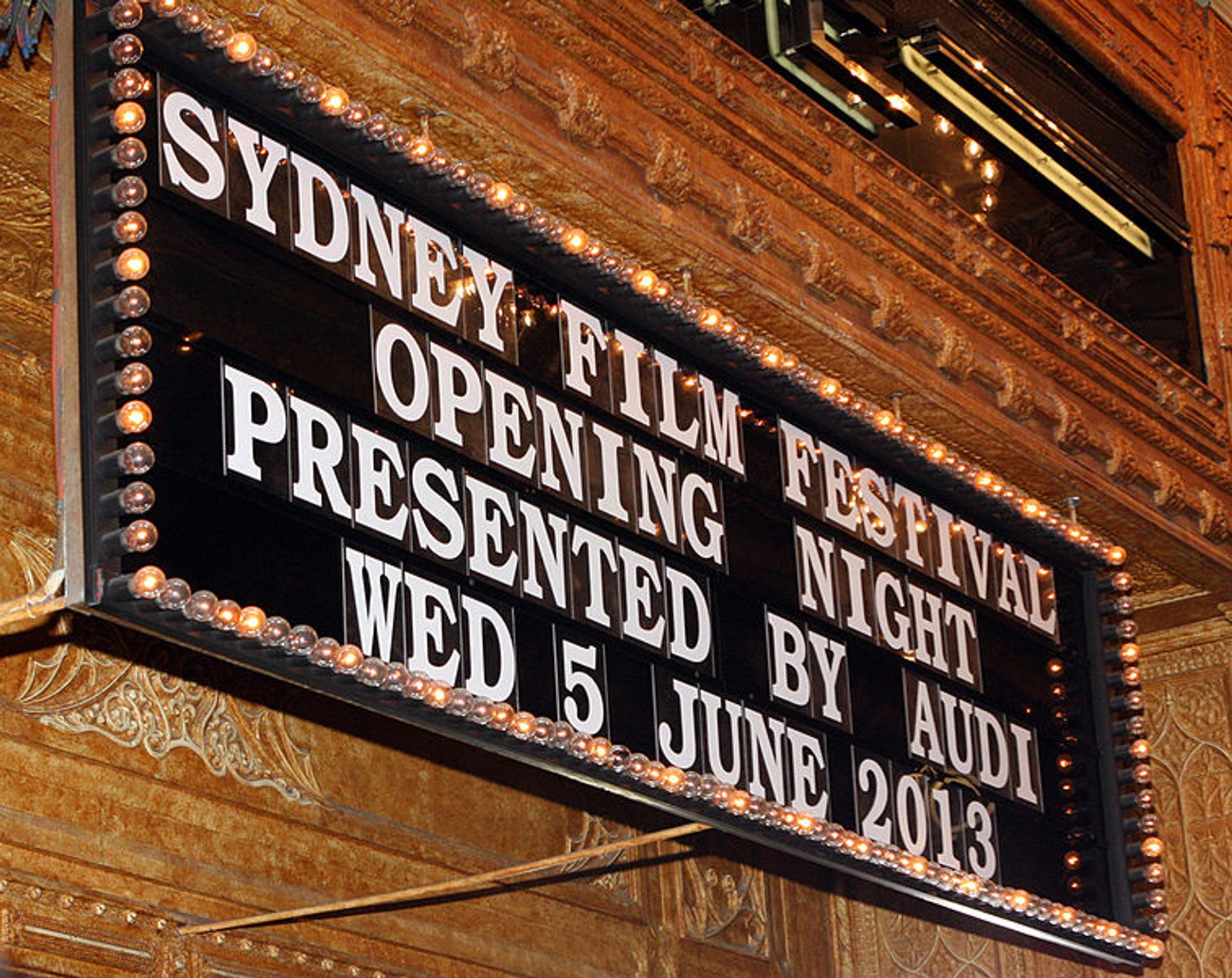Sydney Film Festival in Sydney - Best Season