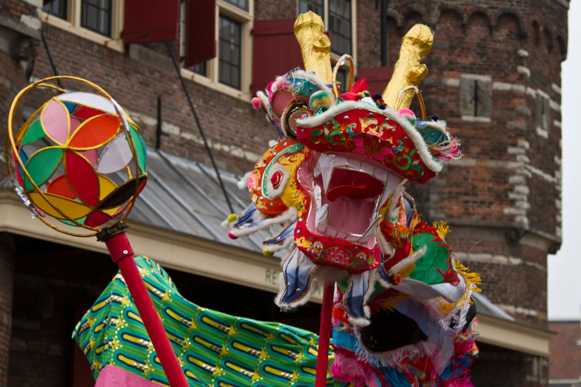 Chinese New Year in Amsterdam 2020 - Best Time