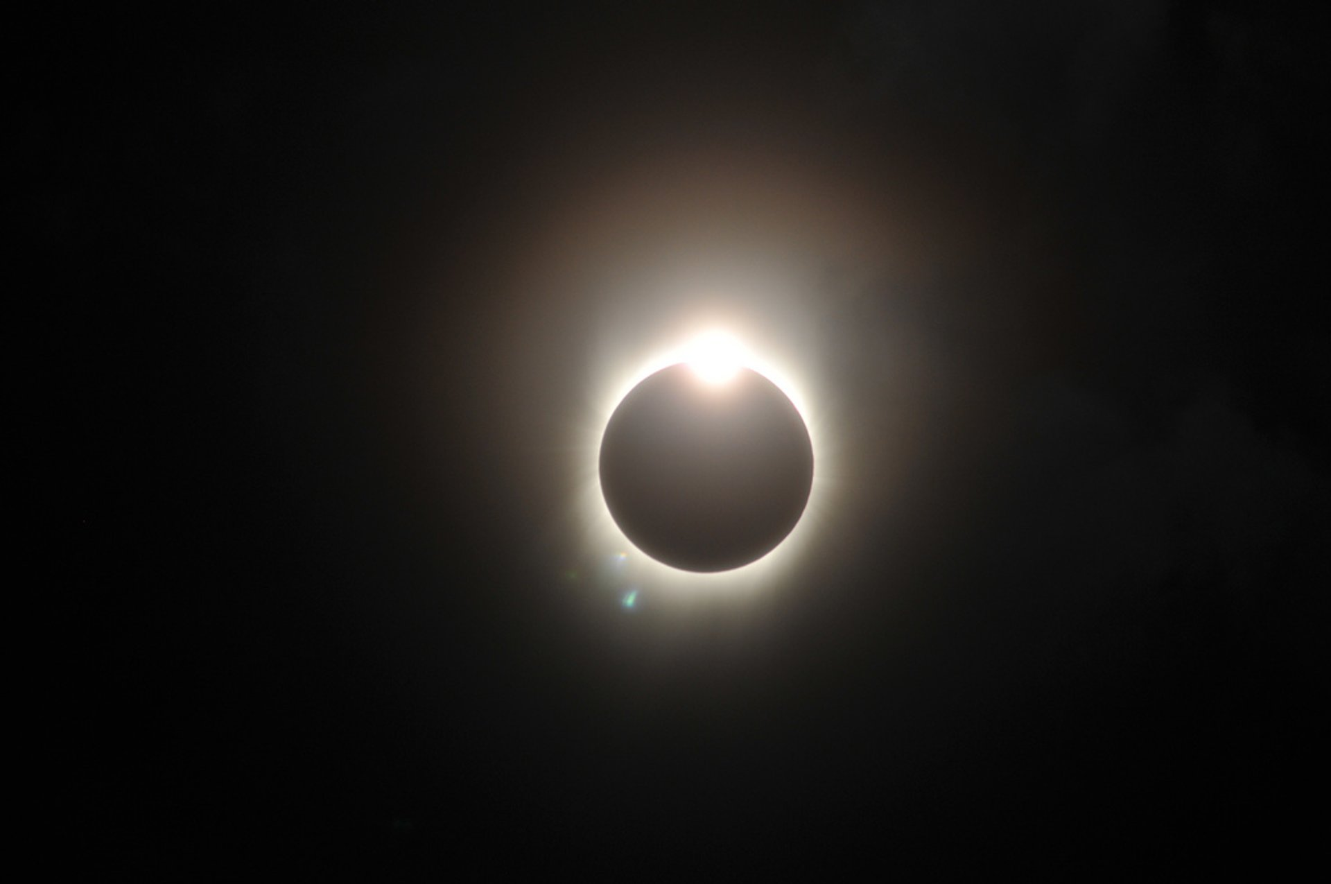 Total Solar Eclipse in Midwest 2020 - Best Time