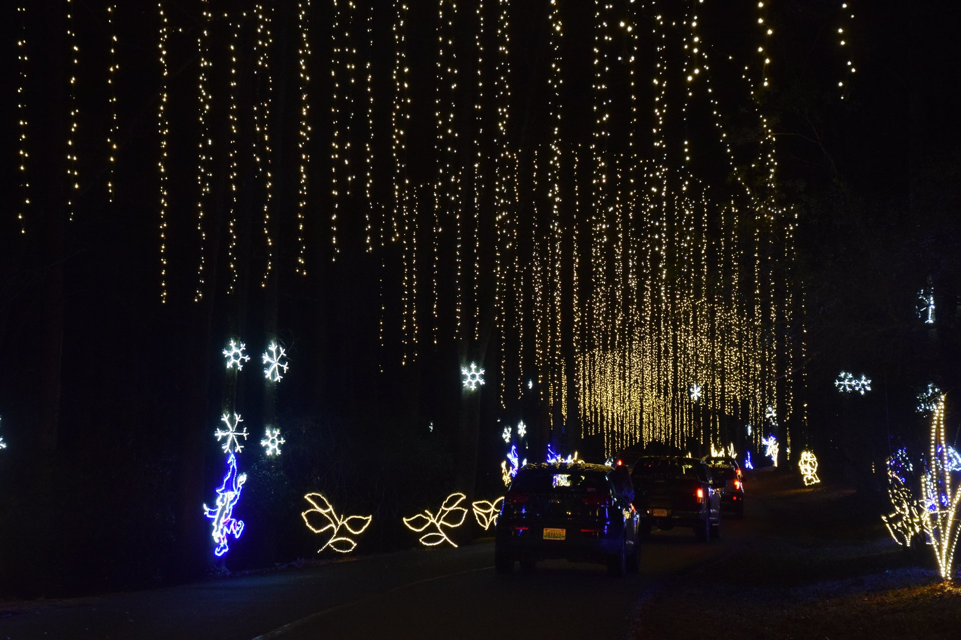 Callaway Gardens Fantasy in Lights in Georgia - Best Season 2020