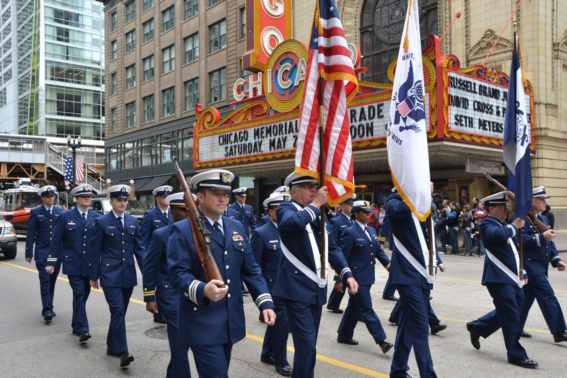 Memorial Day Parade in Chicago 2019 - Best Time