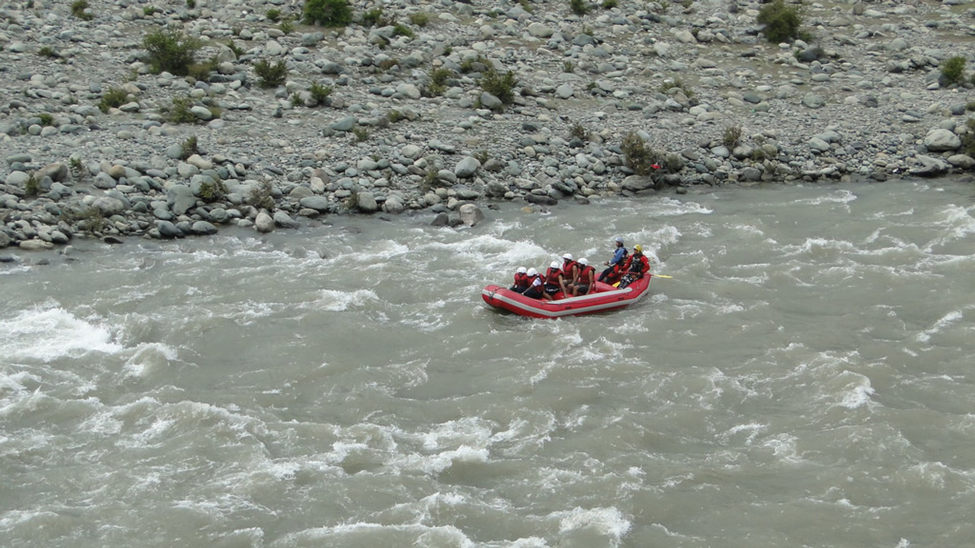 River Rafting in India 2020 - Best Time