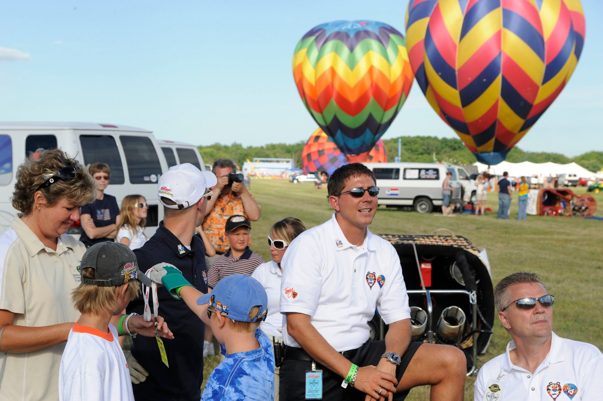 Battle Creek Field of Flight Air Show & Balloon Festival in Midwest - Best Season 2020