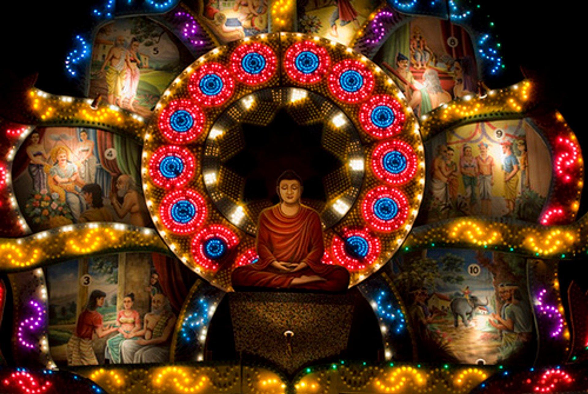 Poson Poya in Sri Lanka 2020 - Best Time