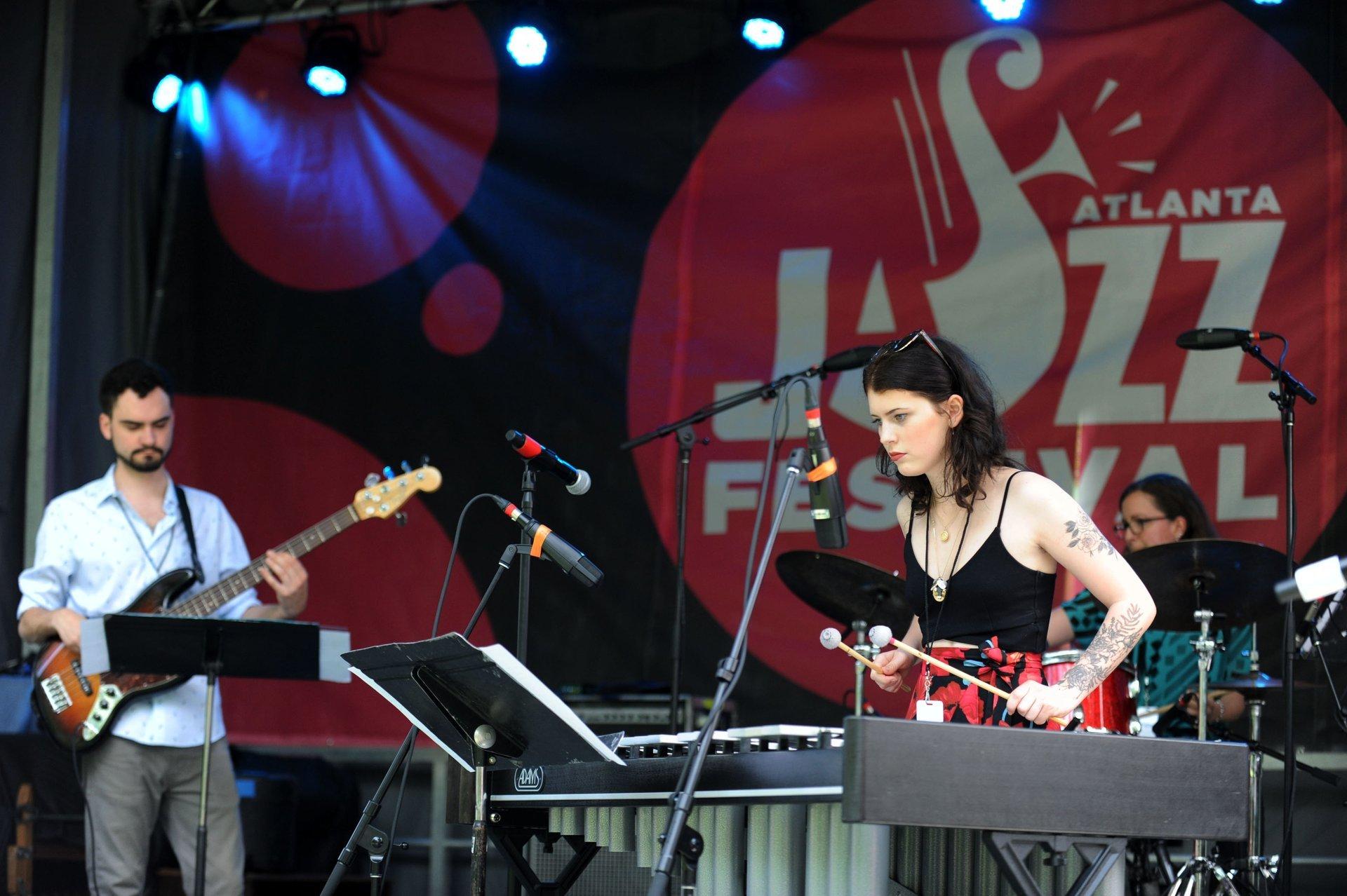 Best time to see Atlanta Jazz Festival in Atlanta 2020