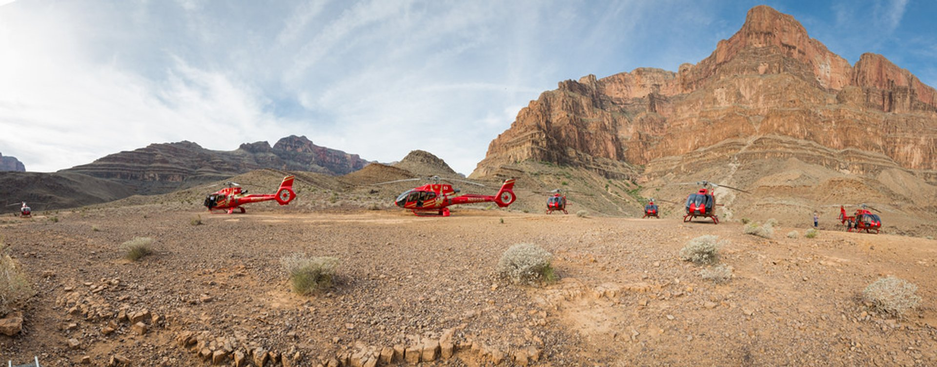 Helicopter Tours in Grand Canyon - Best Season 2020
