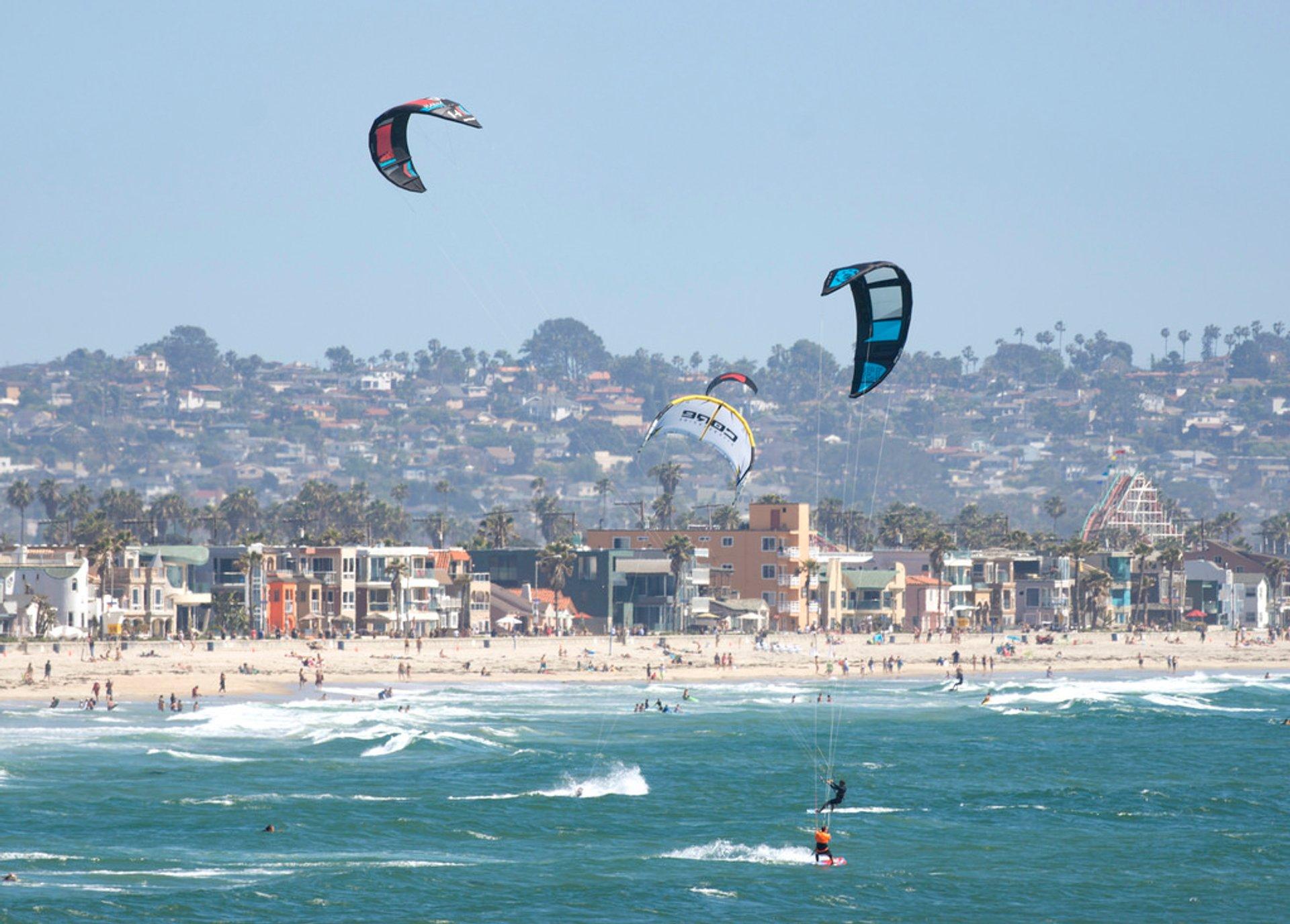 Pacific Beach, San Diego, California 2019