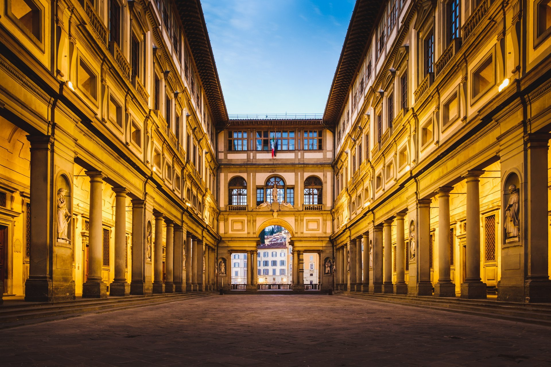 Image result for Uffizi Gallery, Florence