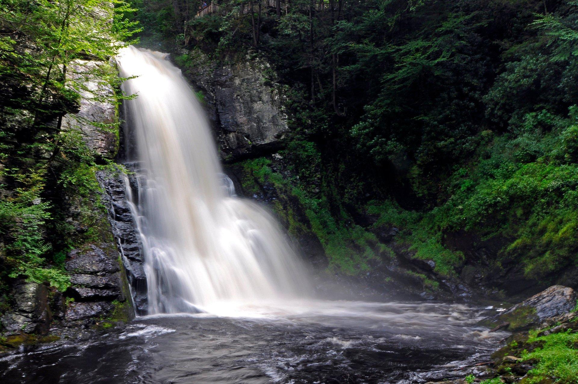 Bushkill Falls 2020