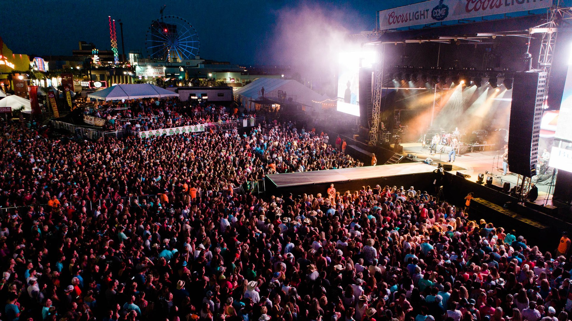 Best time to see Carolina Country Music Fest in South Carolina 2020