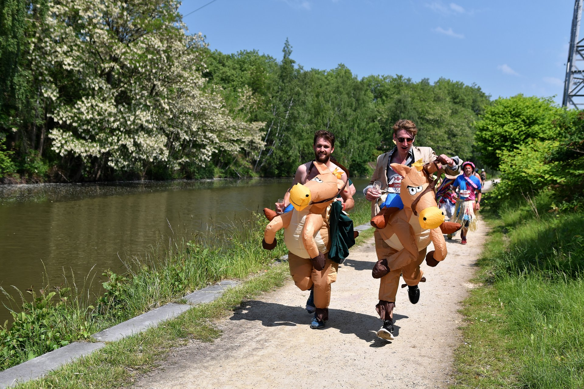 Best time for Beer Lovers' Marathon in Belgium 2020