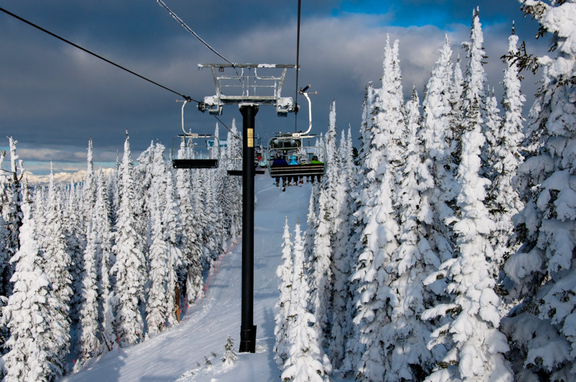 Whitefish ski resort 2020