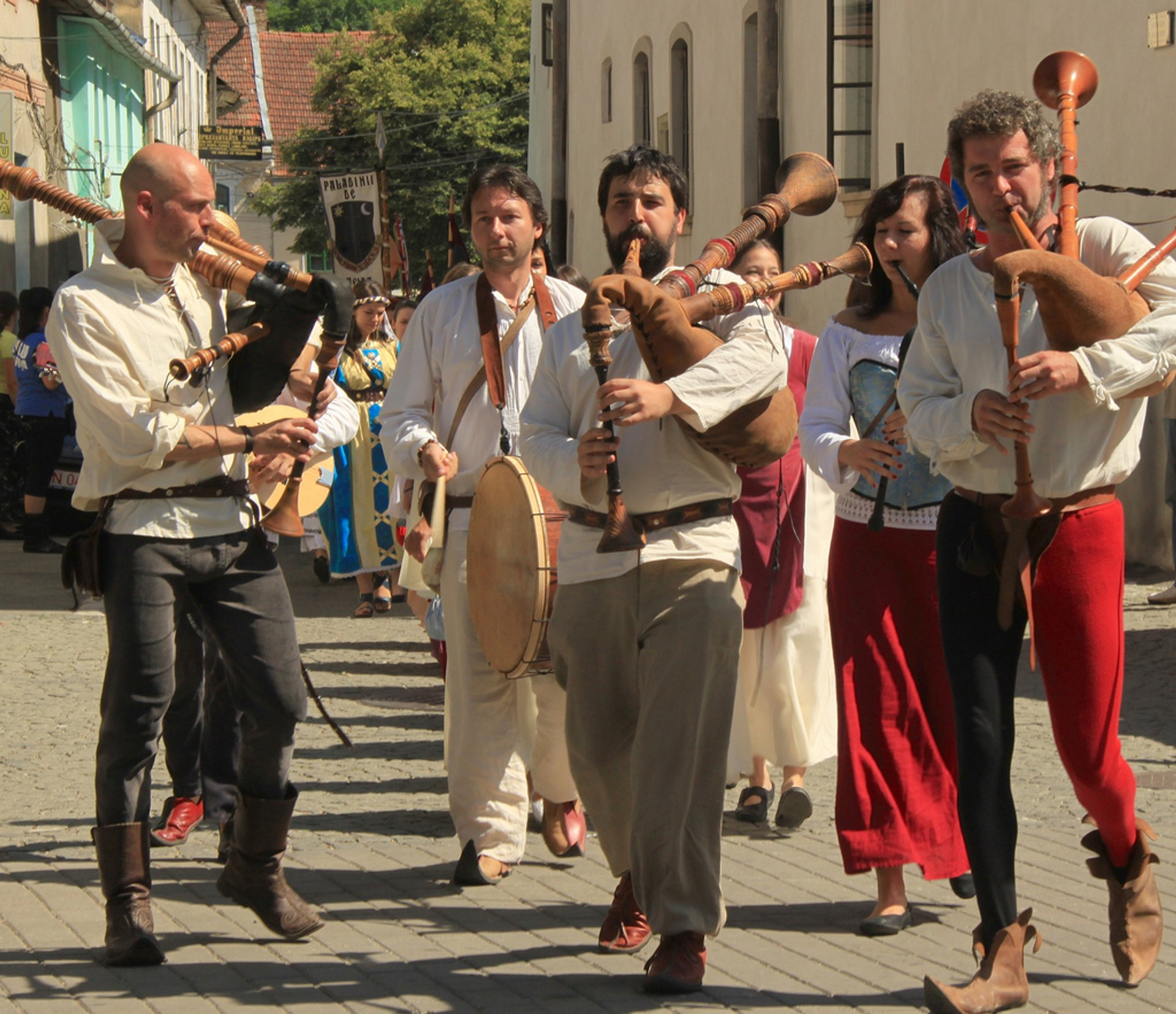 Bistrita Medieval Festival 2020