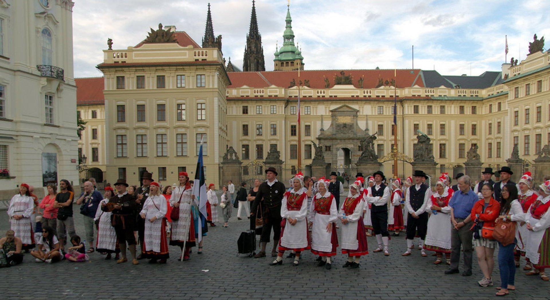 Prague Folklore Days in Prague 2019 - Best Time