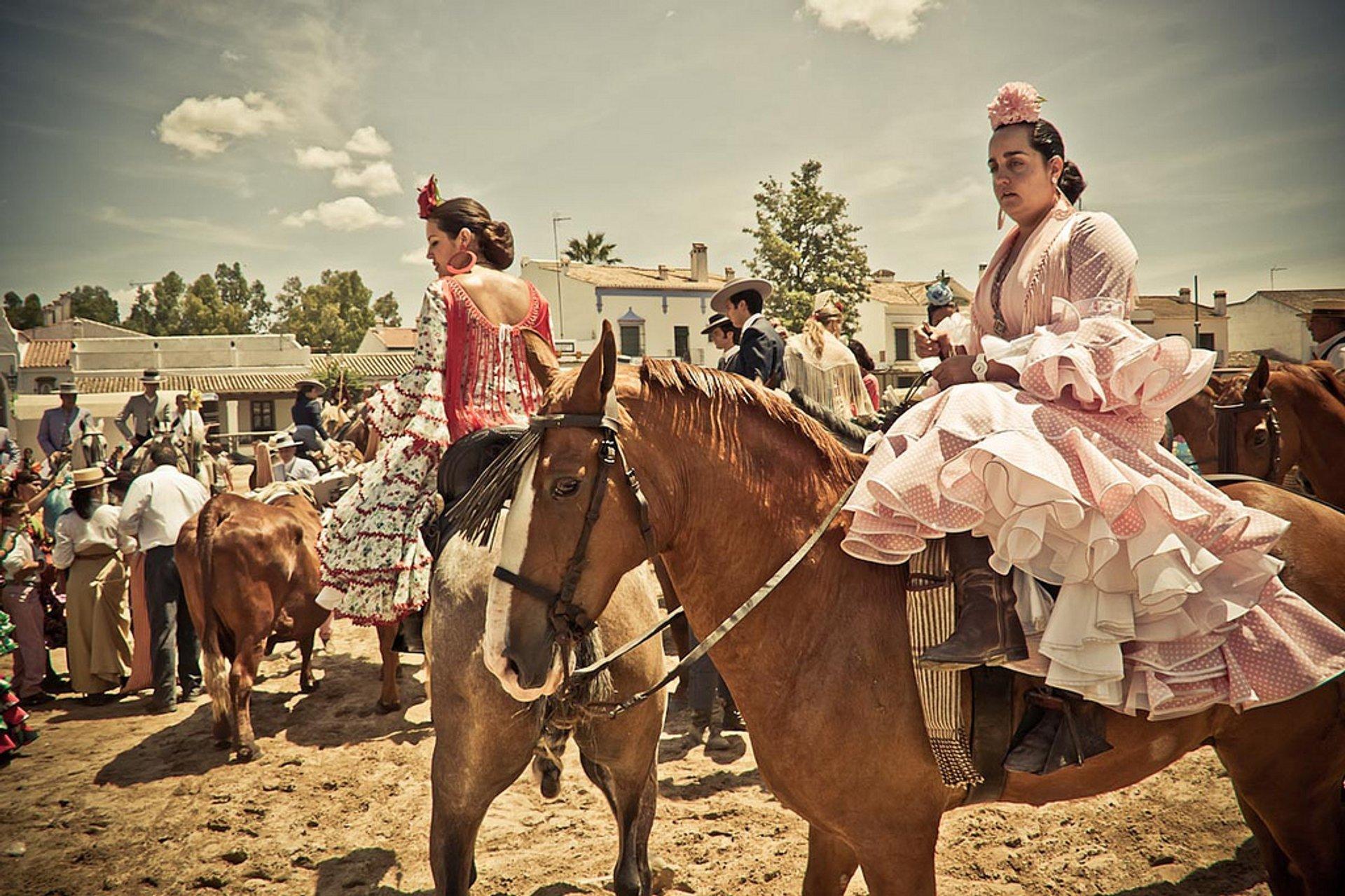 El Rocío Pilgrimage or Romería de El Rocío in Seville - Best Season 2019