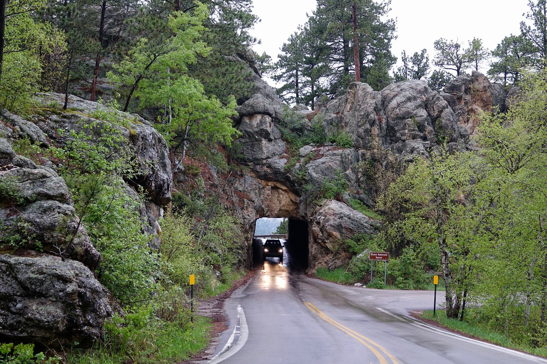 Iron Mountain Road in South Dakota 2019 - Best Time