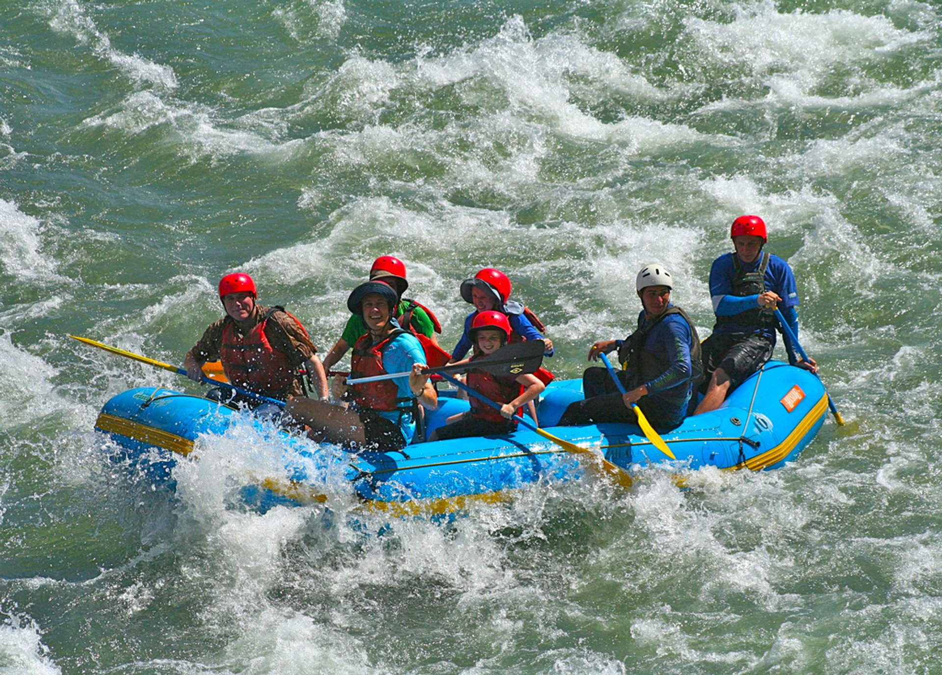 Rafting in Costa Rica 2020 - Best Time