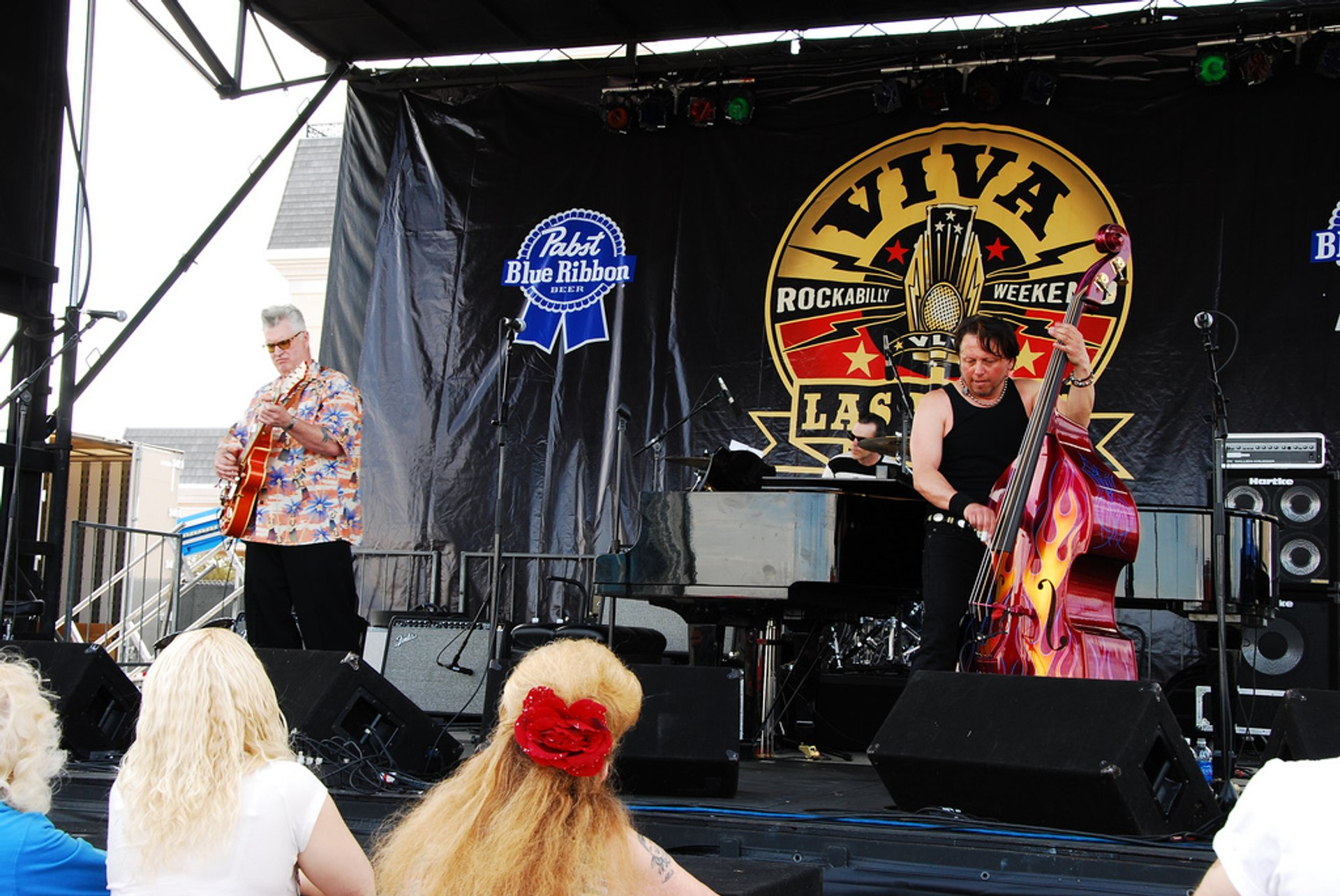 Best time for Viva Las Vegas Rockabilly Weekend in Las Vegas