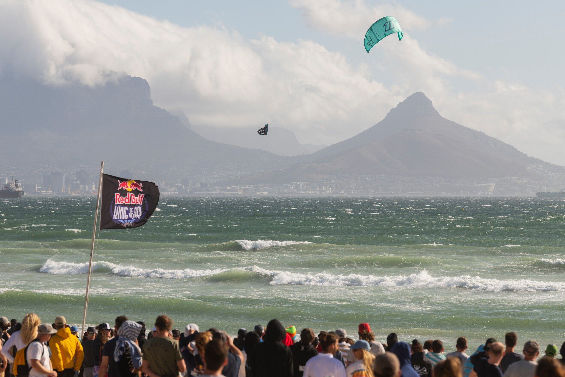 Red Bull King of the Air in Cape Town 2020 - Best Time