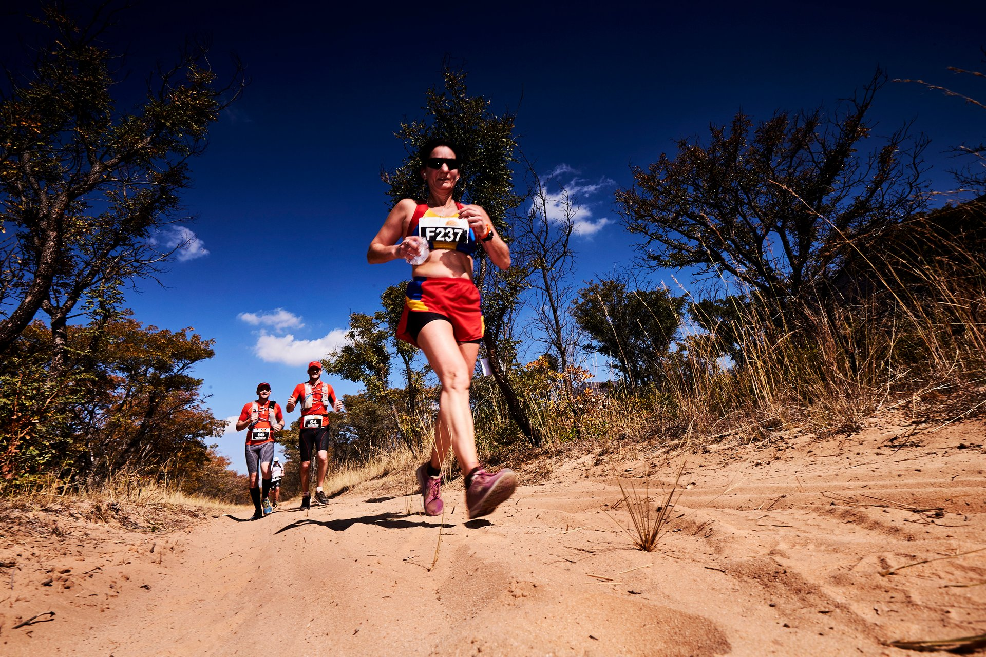 Best time for Big Five Marathon 2020