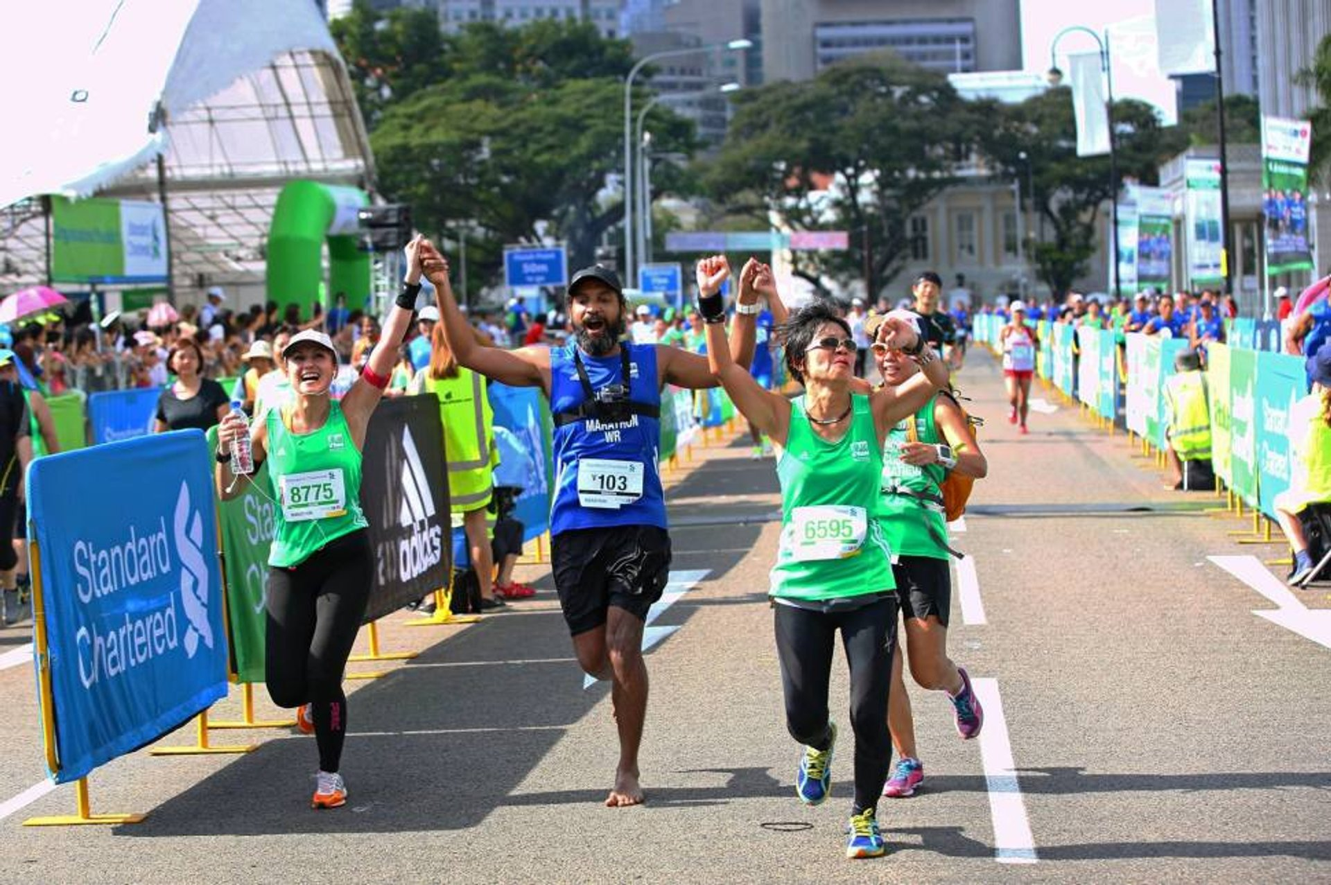 Standard Chartered Marathon Singapore in Singapore 2020 - Best Time
