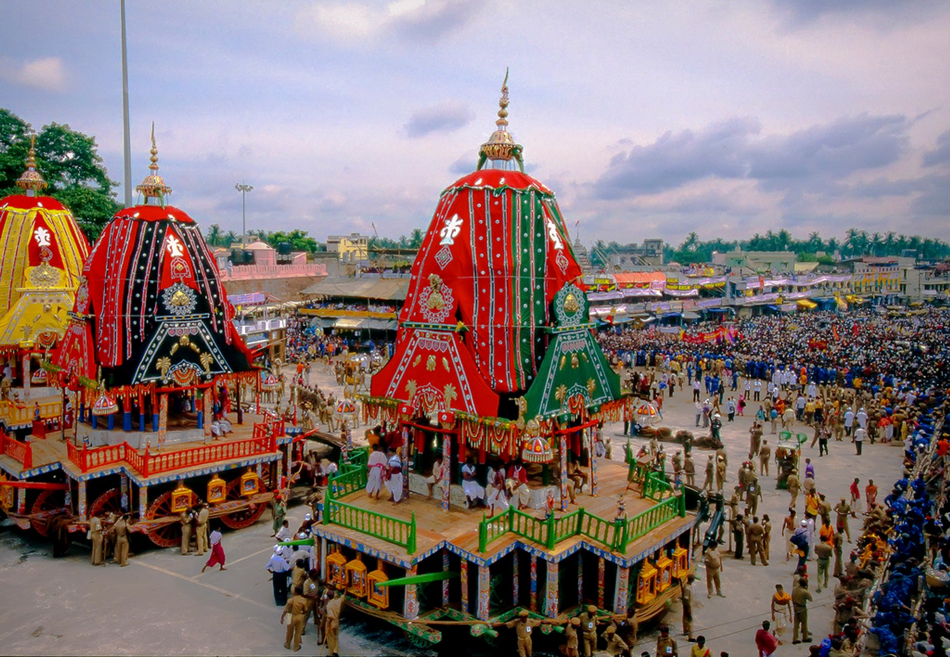 Rath Yatra in India - Best Time