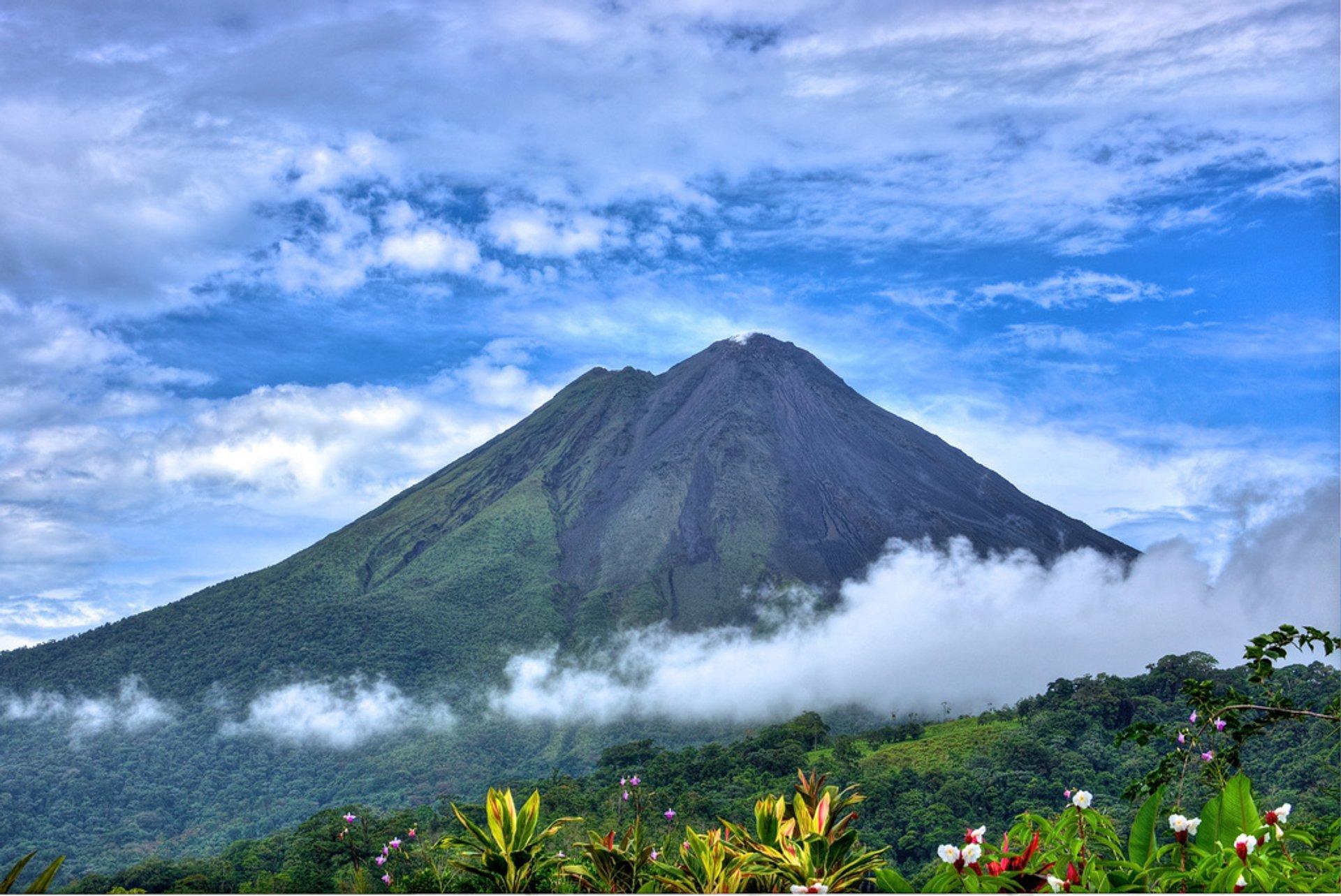 Arenal Volcano in Costa Rica - Best Season 2019