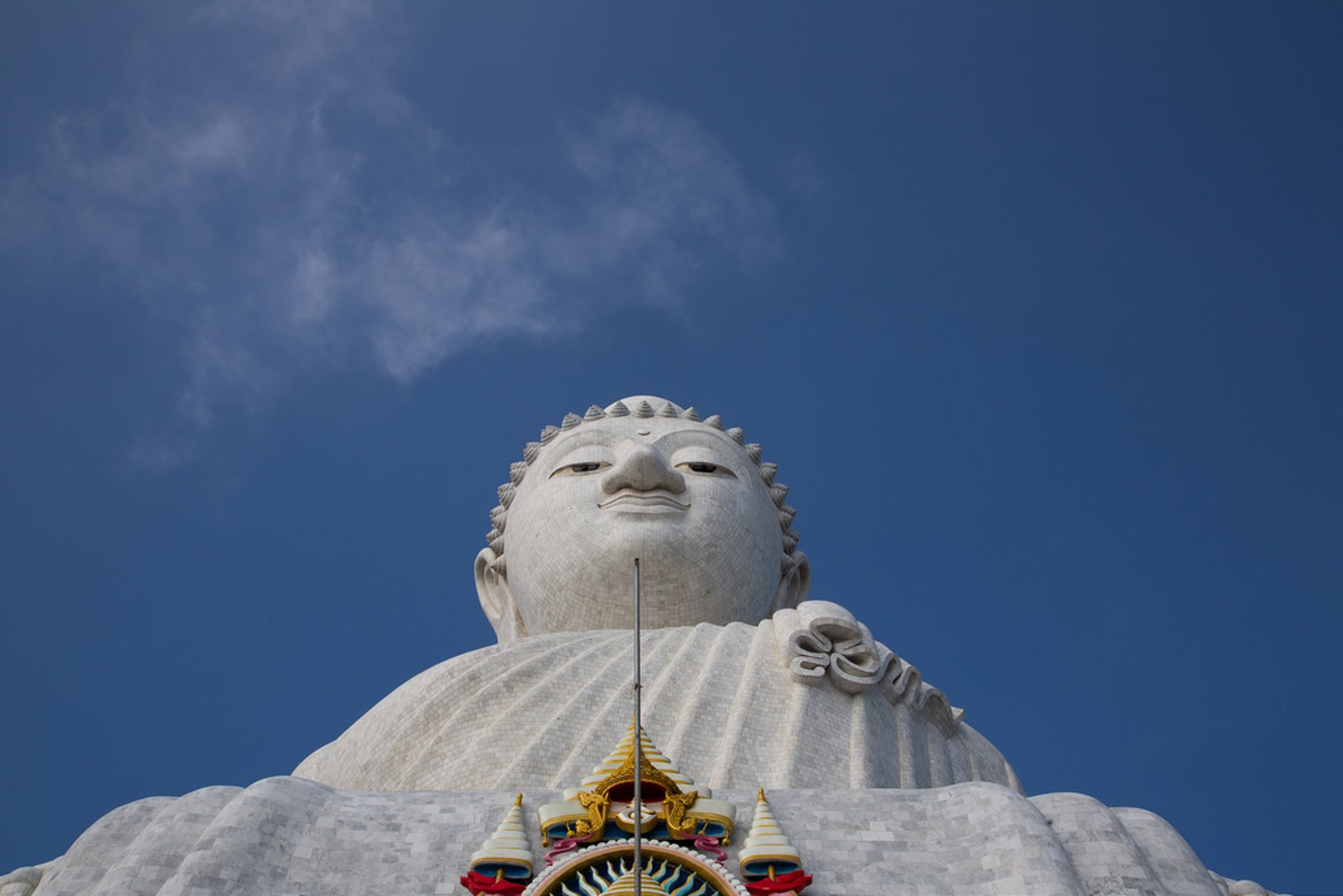 Best time for Big Buddha in Phuket 2020