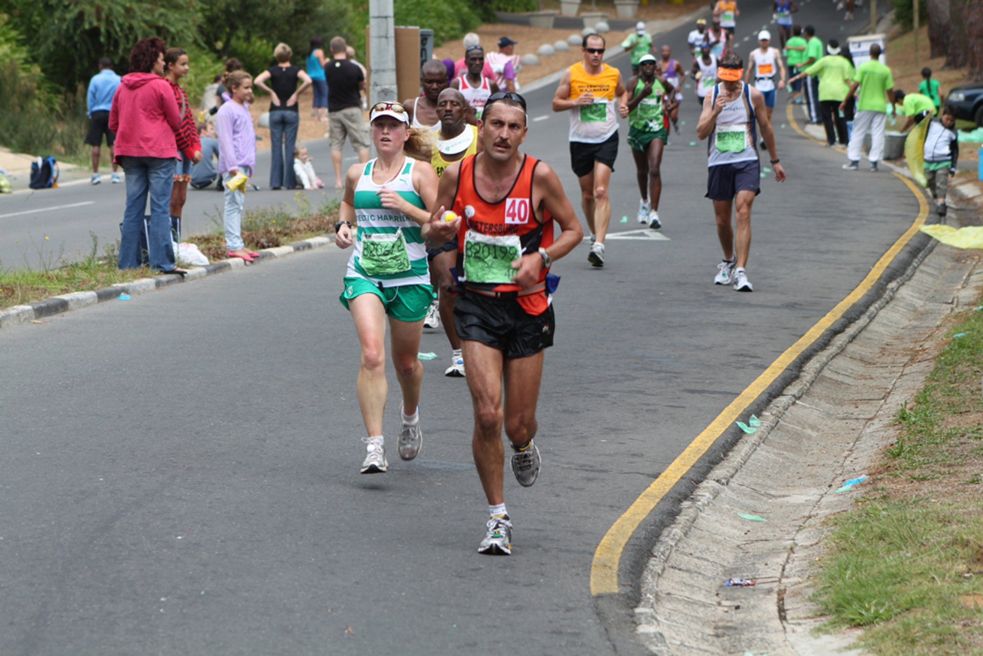 Best time for Two Oceans Marathon in Cape Town