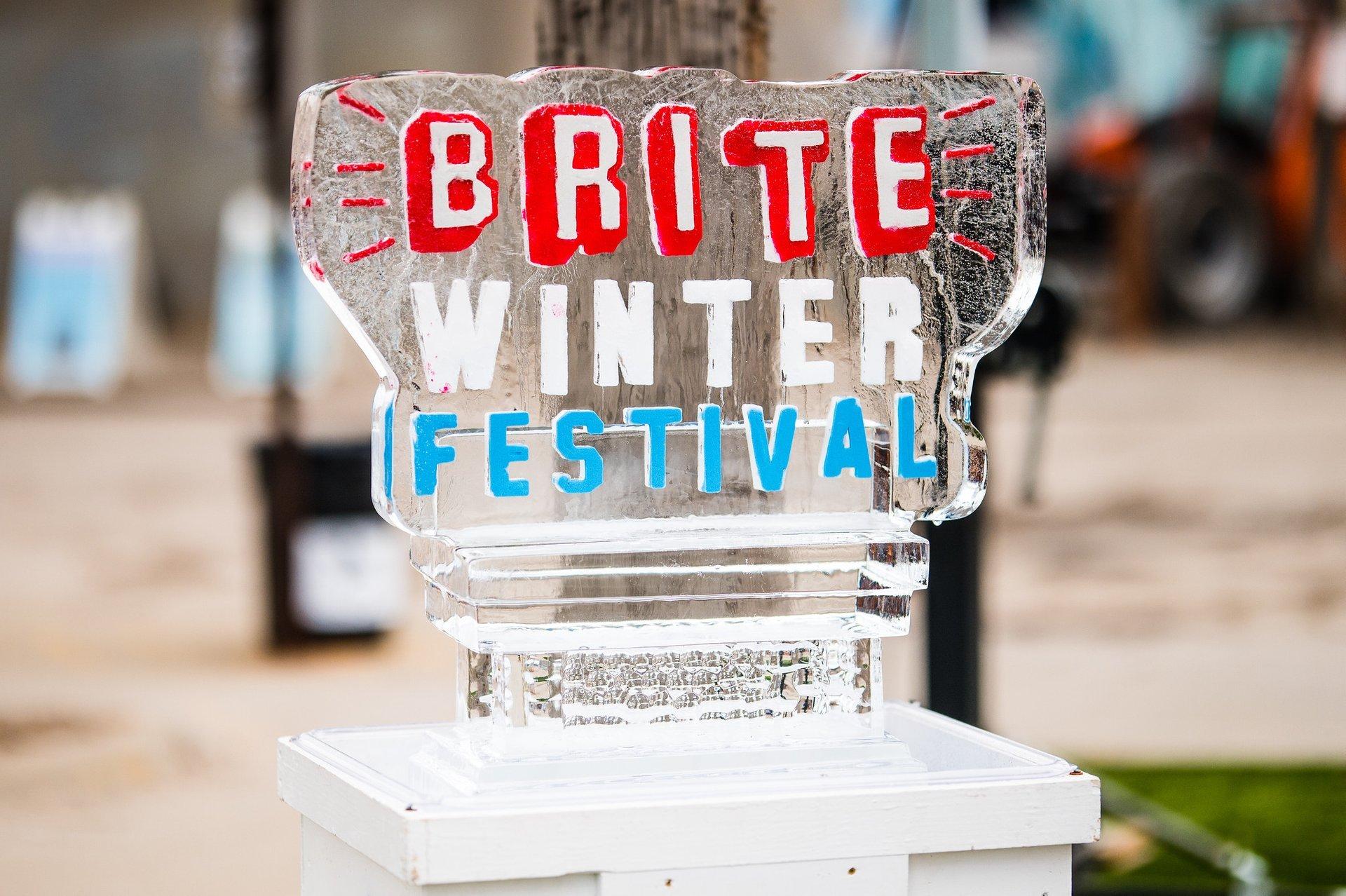 Brite Winter in Ohio 2020 - Best Time