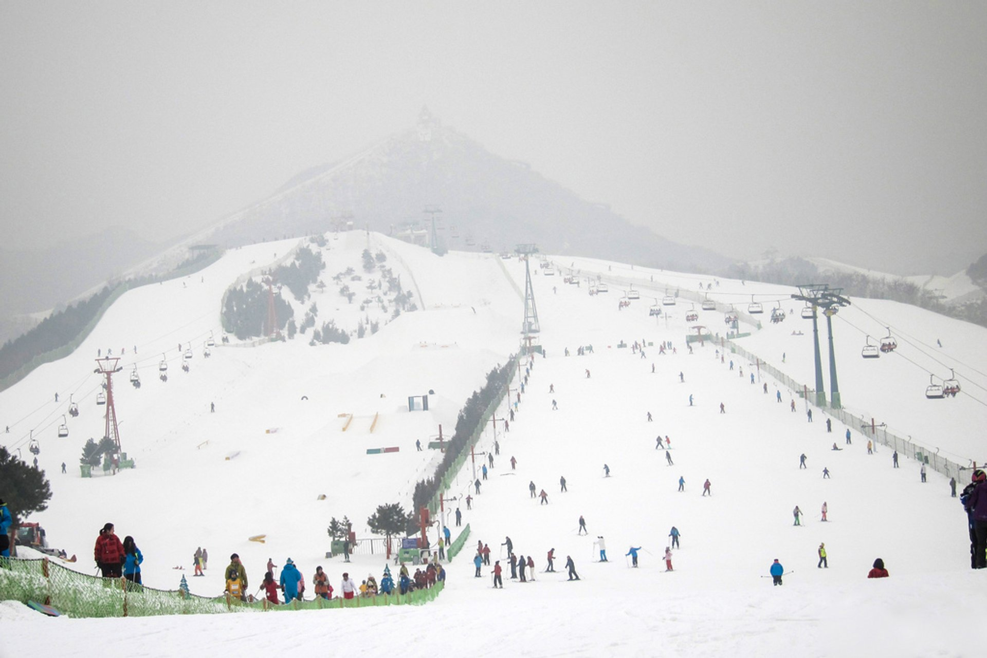 Skiing and Snowboarding in China 2020 - Best Time