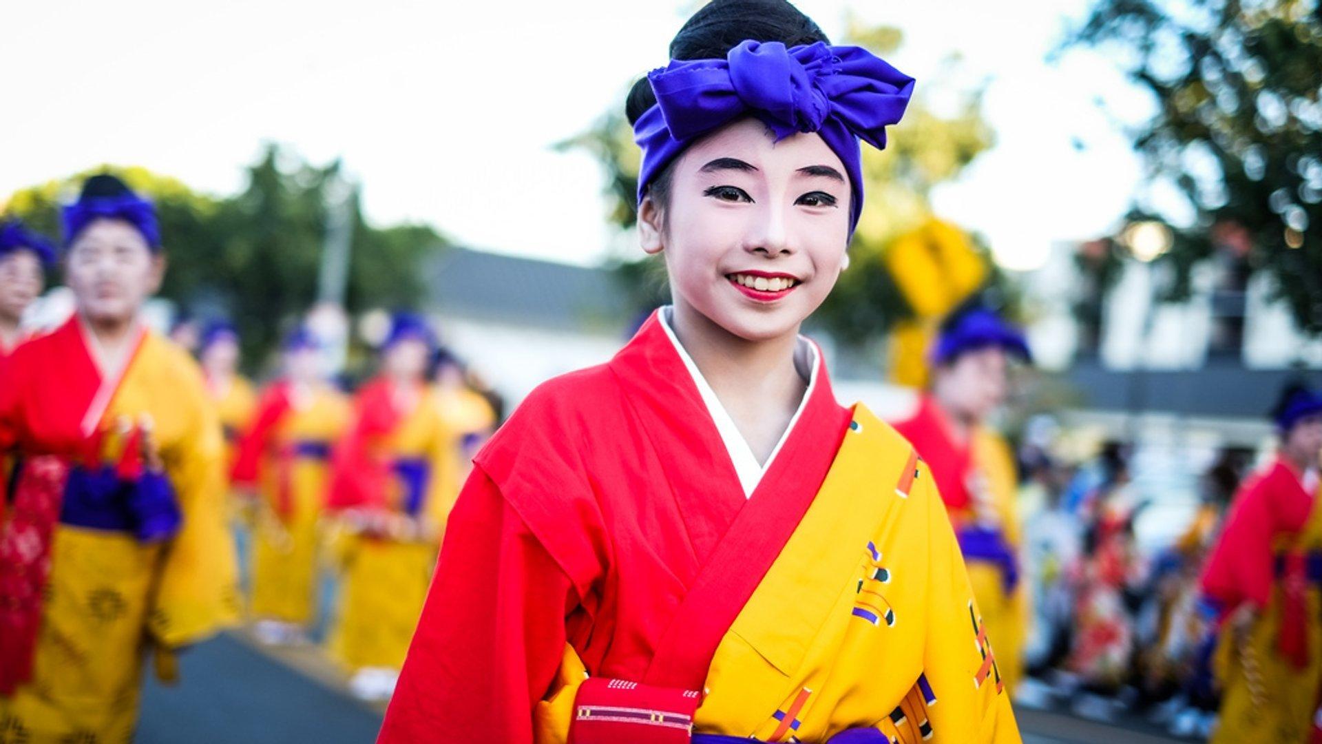 Nisei Week Japanese Festival in Los Angeles - Best Season