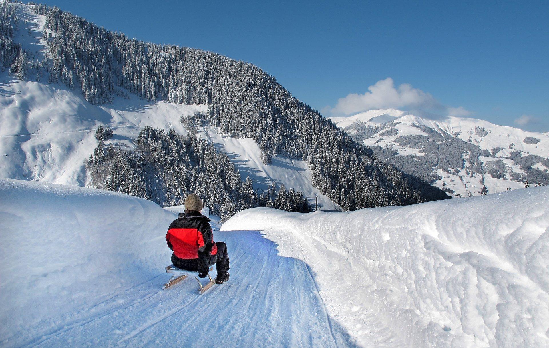 Tobogganing in Austria 2020 - Best Time
