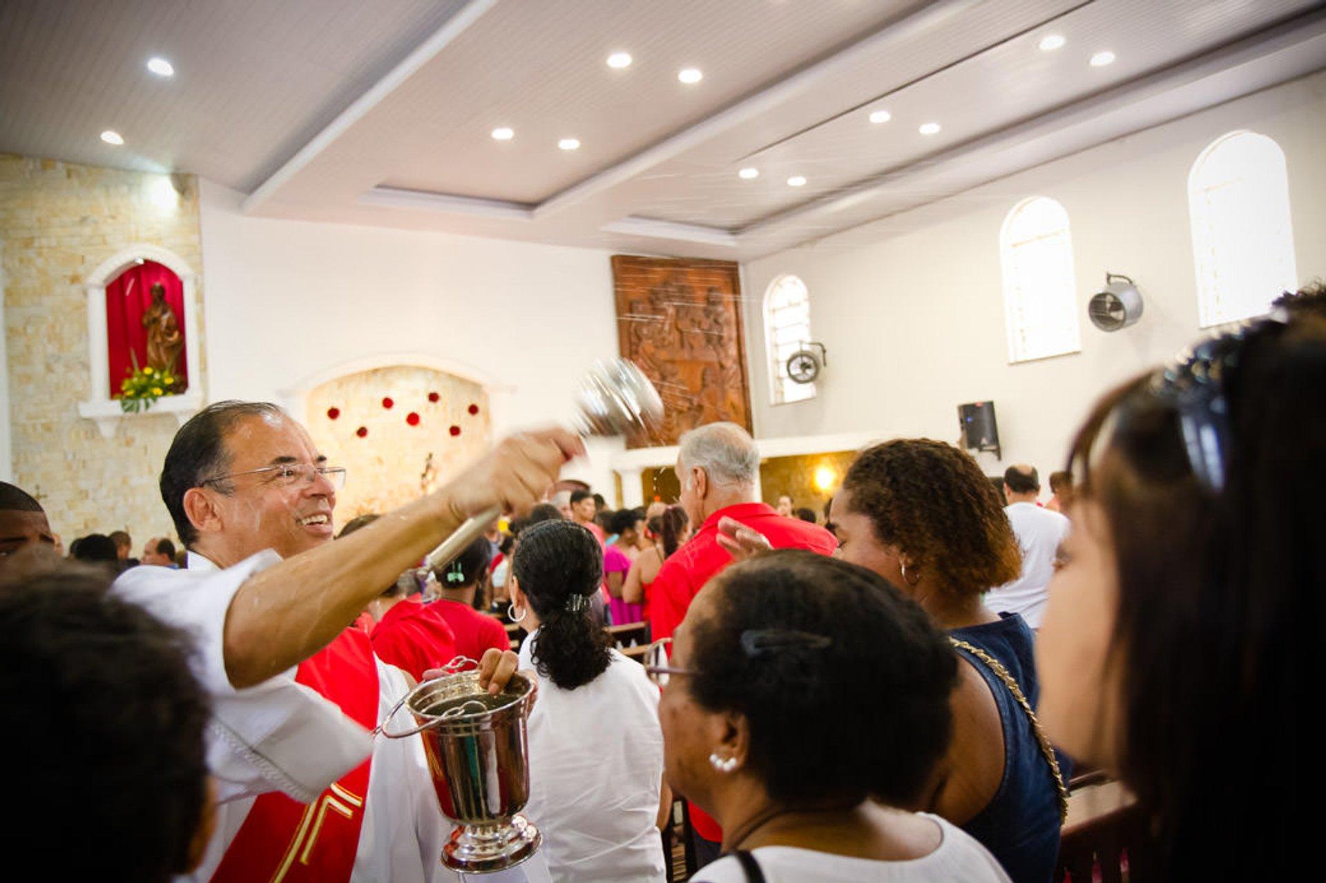Best time for St. Sebastian's Day 2020