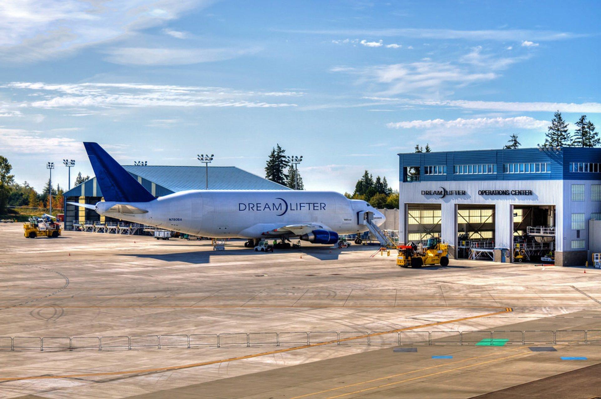 Boeing Factory in Seattle 2020 - Best Time