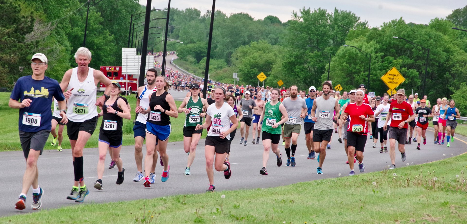 Best time to see Vermont City Marathon in Vermont 2020