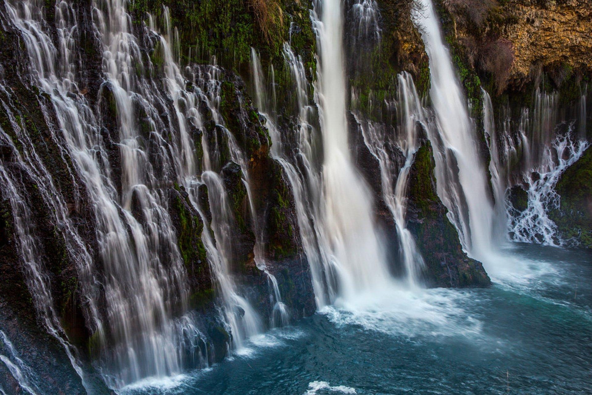 Burney Falls in California - Best Season 2020
