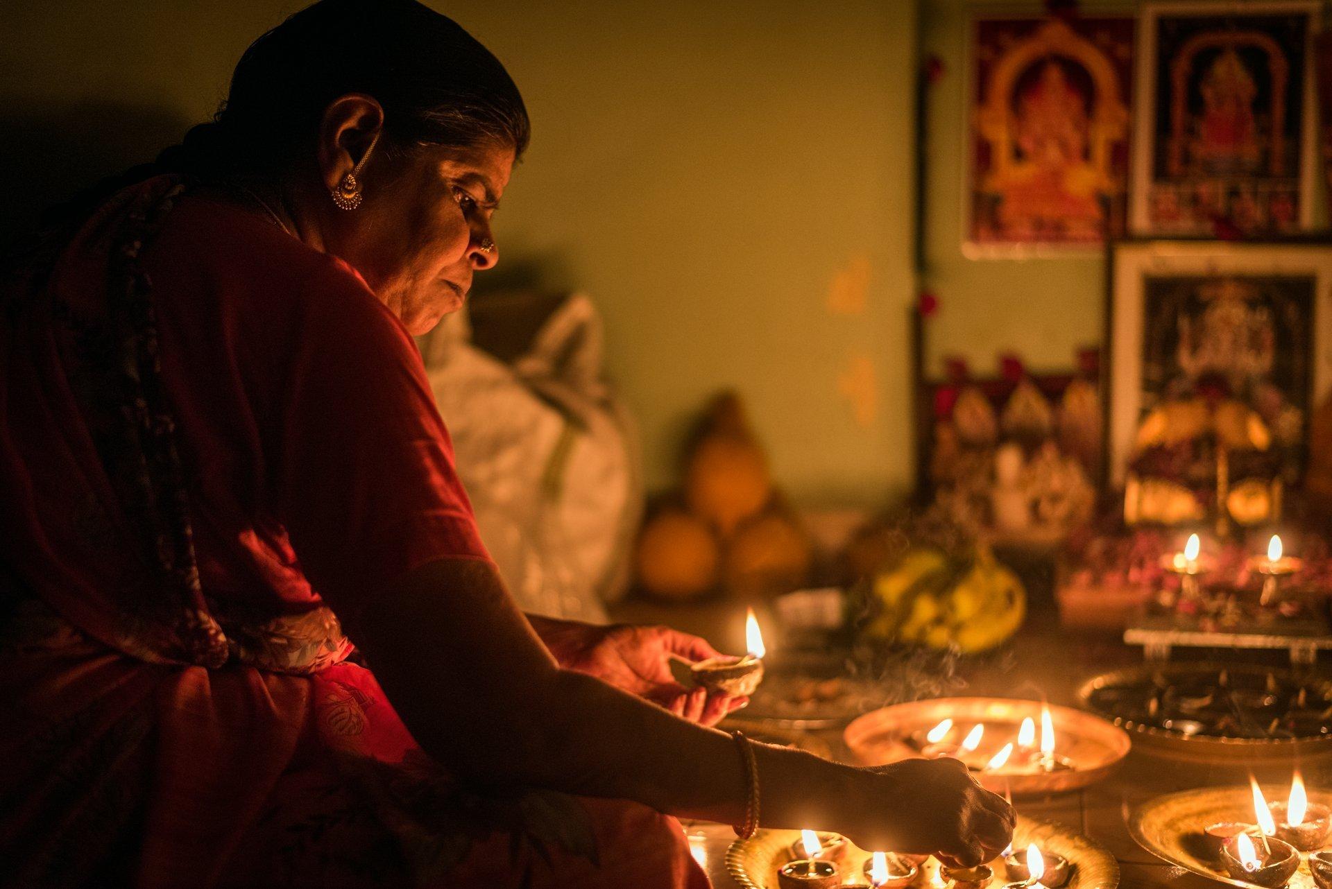 Karthigai Deepam in India 2020 - Best Time