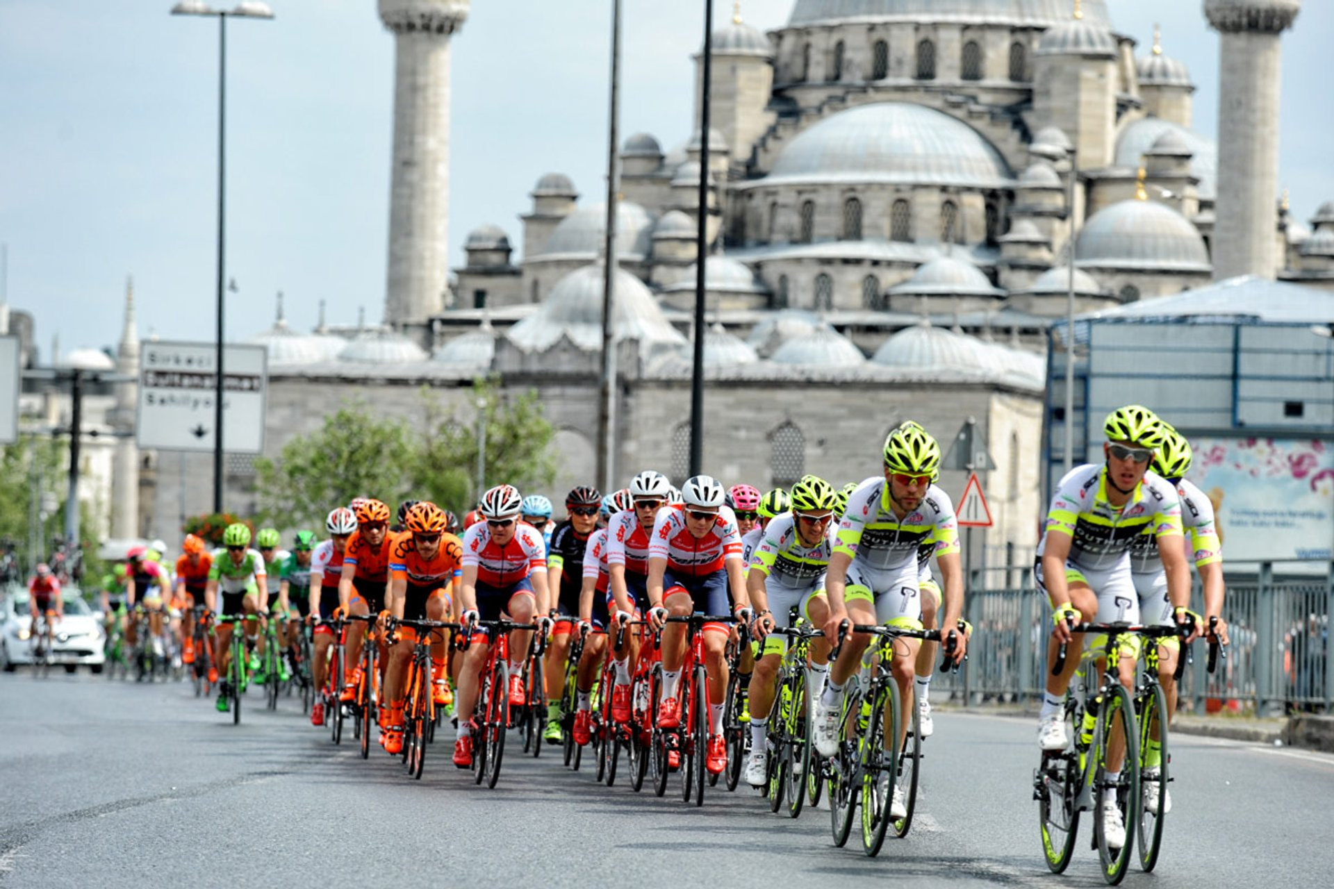 Presidential Cycling Tour of Turkey in Turkey 2019 - Best Time