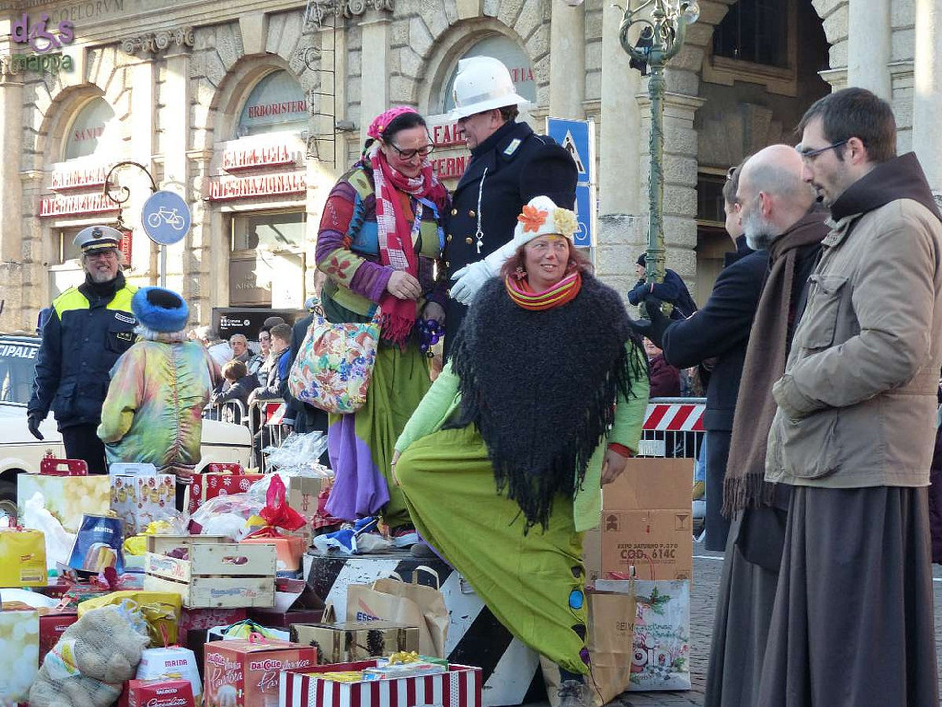 Best time for La Befana (Epiphany) in Rome 2020