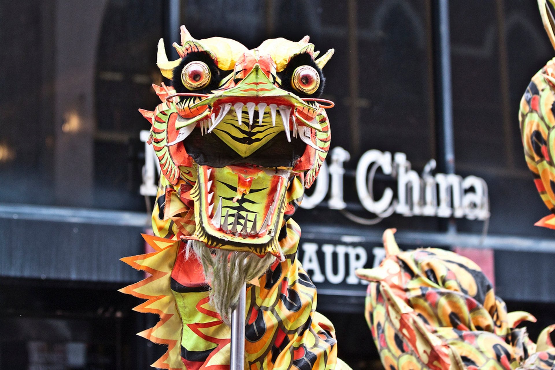 Best time to see Chinese New Year in Melbourne