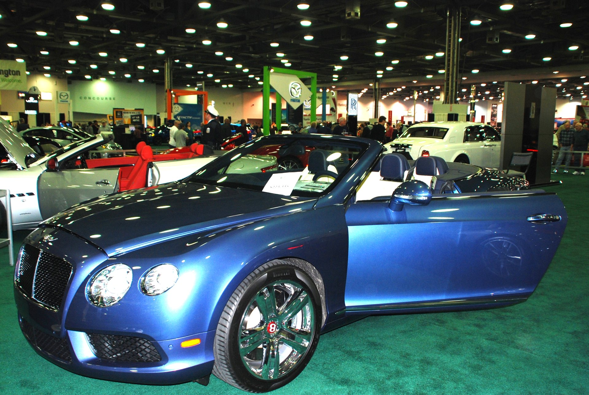 Columbus International Auto Show in Ohio 2020 - Best Time
