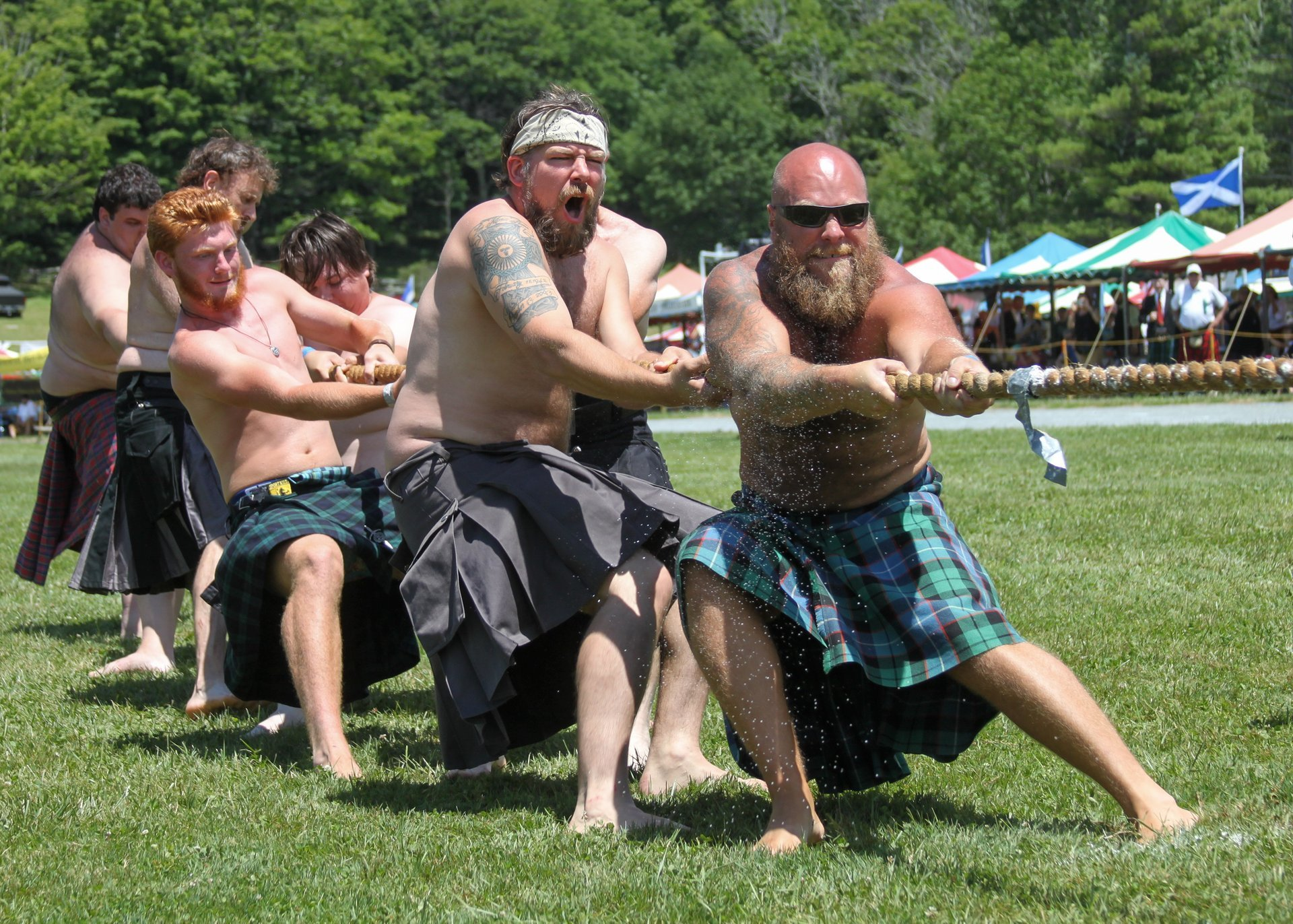 Grandfather Mountain Highland Games in North Carolina 2020 - Best Time