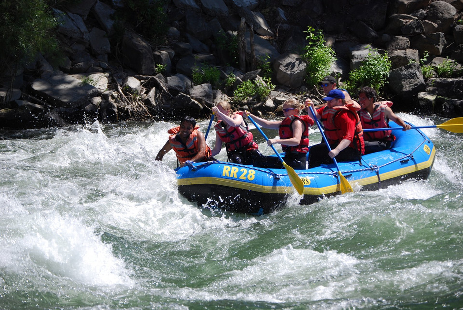 Whitewater Rafting in Seattle 2019 - Best Time