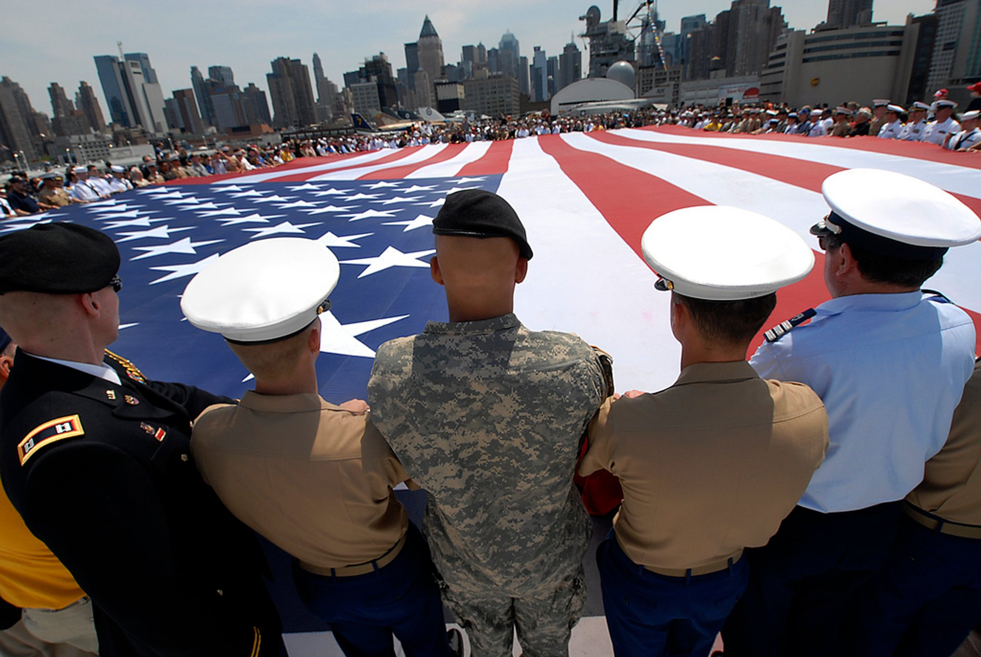 Fleet Week NYC (FWNY) in New York 2020 - Best Time