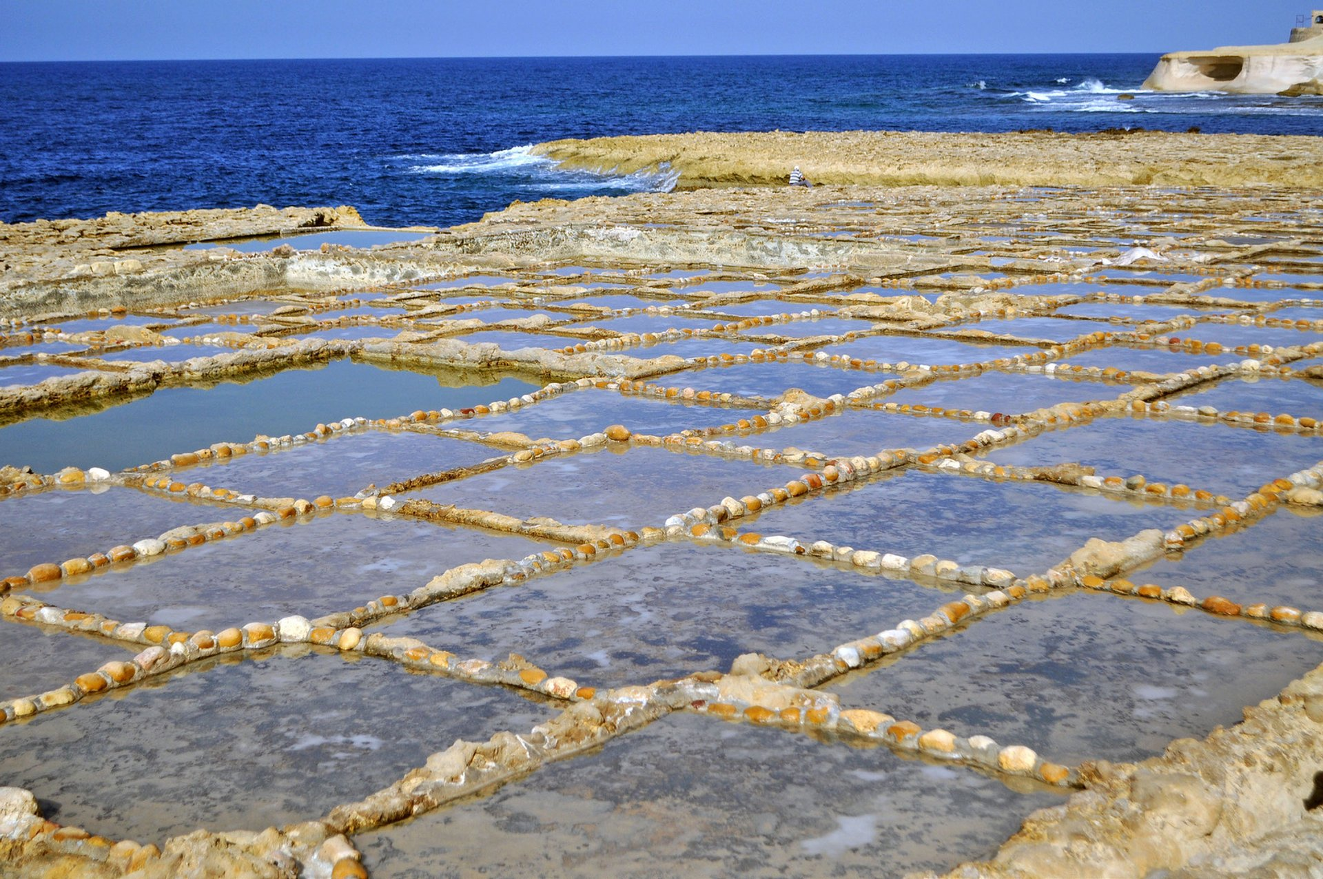 Sea Salt Harvesting in Malta 2020 - Best Time