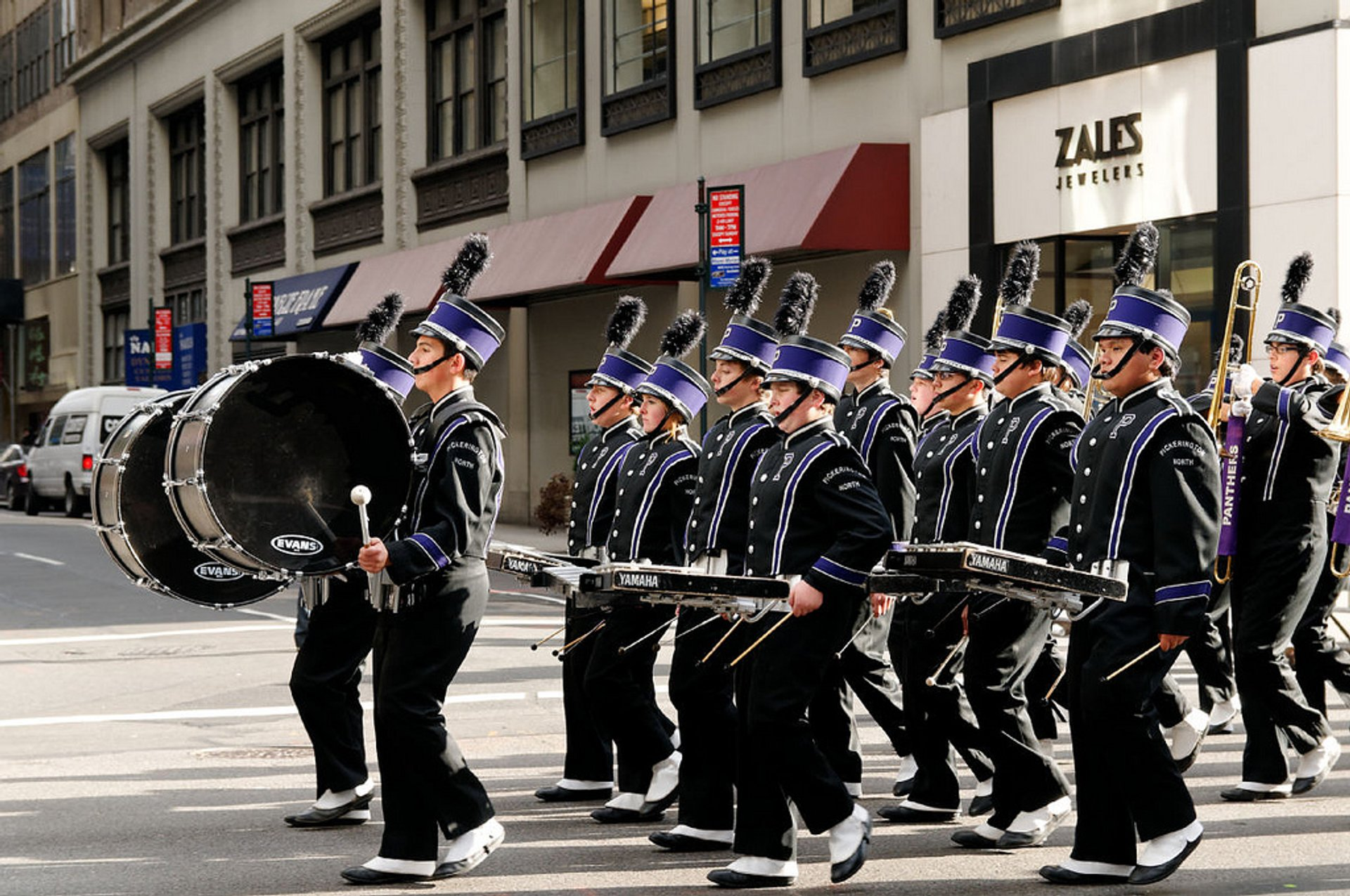 Best time for Veterans Day Parade in New York 2020
